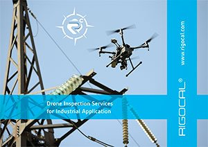 Drone Inspection Services for Industrial Application