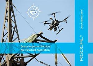 RIGOCAL: Ispezioni da drone per applicazioni industriali